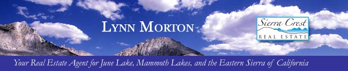 Lynn Morton Sierra Crest Real Estate June Lake Real Estate
